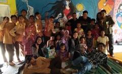 Bedah Buku Keliling Bekasi di Kampung Sinau Malang